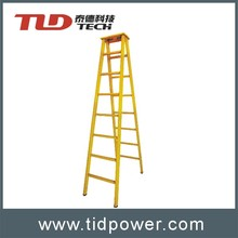 Anti slip FRP trestle ladder