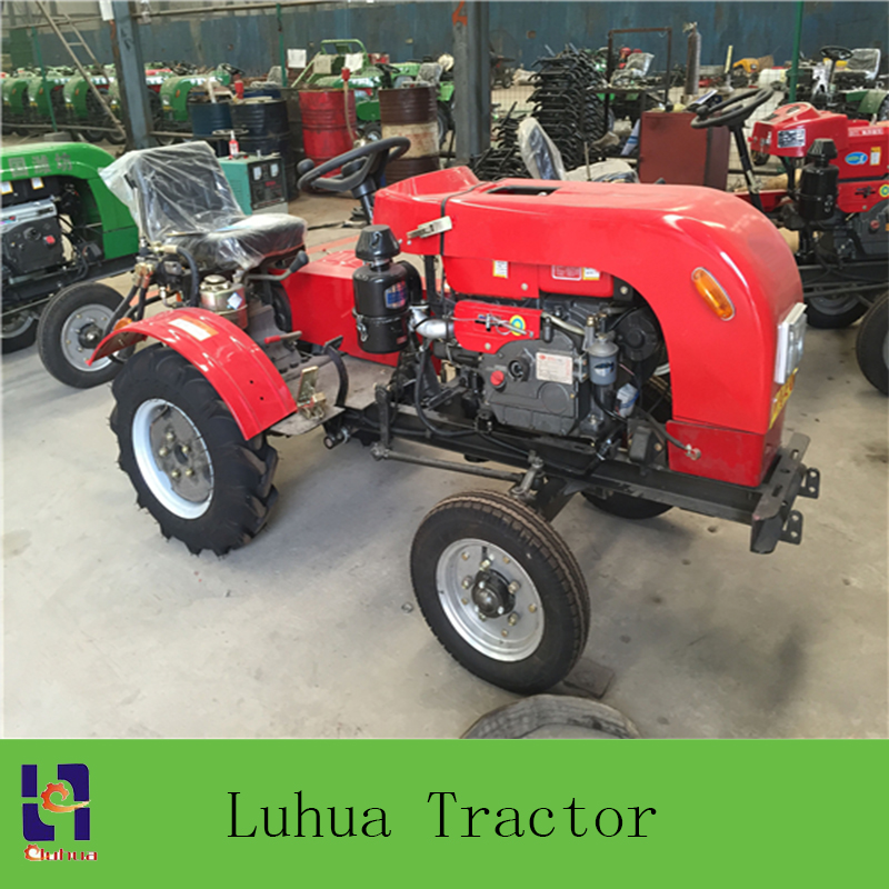 Farm Tractors Product : Hp mini farm tractor agricultural machinery utp
