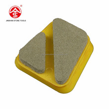 Sponge frankfurt polishing for marble and soft granite