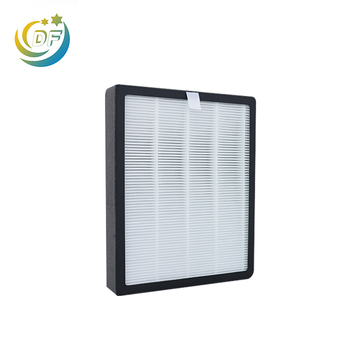 Hepa filter air purifier for cleaner