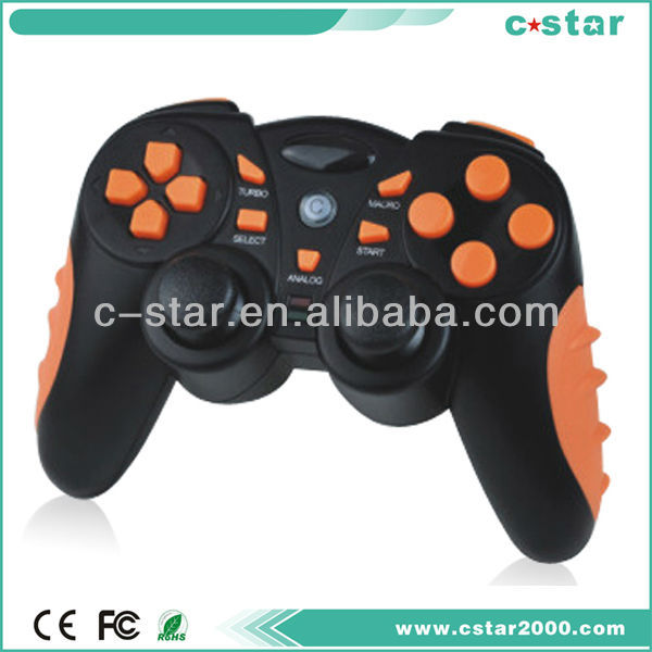 USB PC game controller with joypad gamepad dmx usb controller