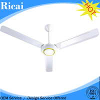 Speed Commercial Grade Adjustable stainless steel solar ceiling fans for the home