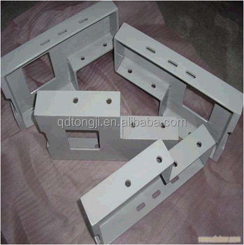 Custom Precision Sheet Metal Fabrication CNC Laser Cutting Service