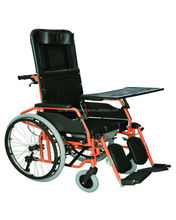 HC-4625 high back folding manual wheelchair with desk