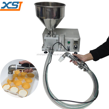 Small stainless steel Cake Decorating Machine