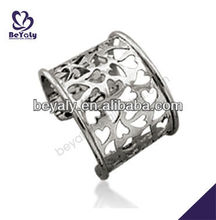 Fashionable big cuff bangle 925 Silver jewelry