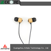 Newest Design High Quality Stereo In-Ear Headphones With Tpe Cables From China Supplier