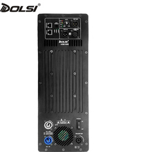 Single Channel Amplifier Module with DSP, Class TD Professional Power Amplifier