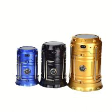 soalr camping lamp ,h0tdy led outdoor lantern