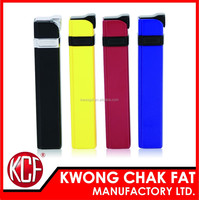 KCF-266 2016 published new portable and pocket gas refillable cigarette lighter