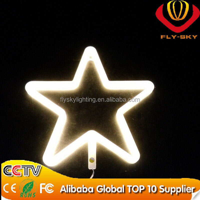 Hot Sale led neon sign hanging flex neon decoration Professional manufacture