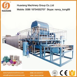 Full automati and high efficiency of single drying egg tray machine