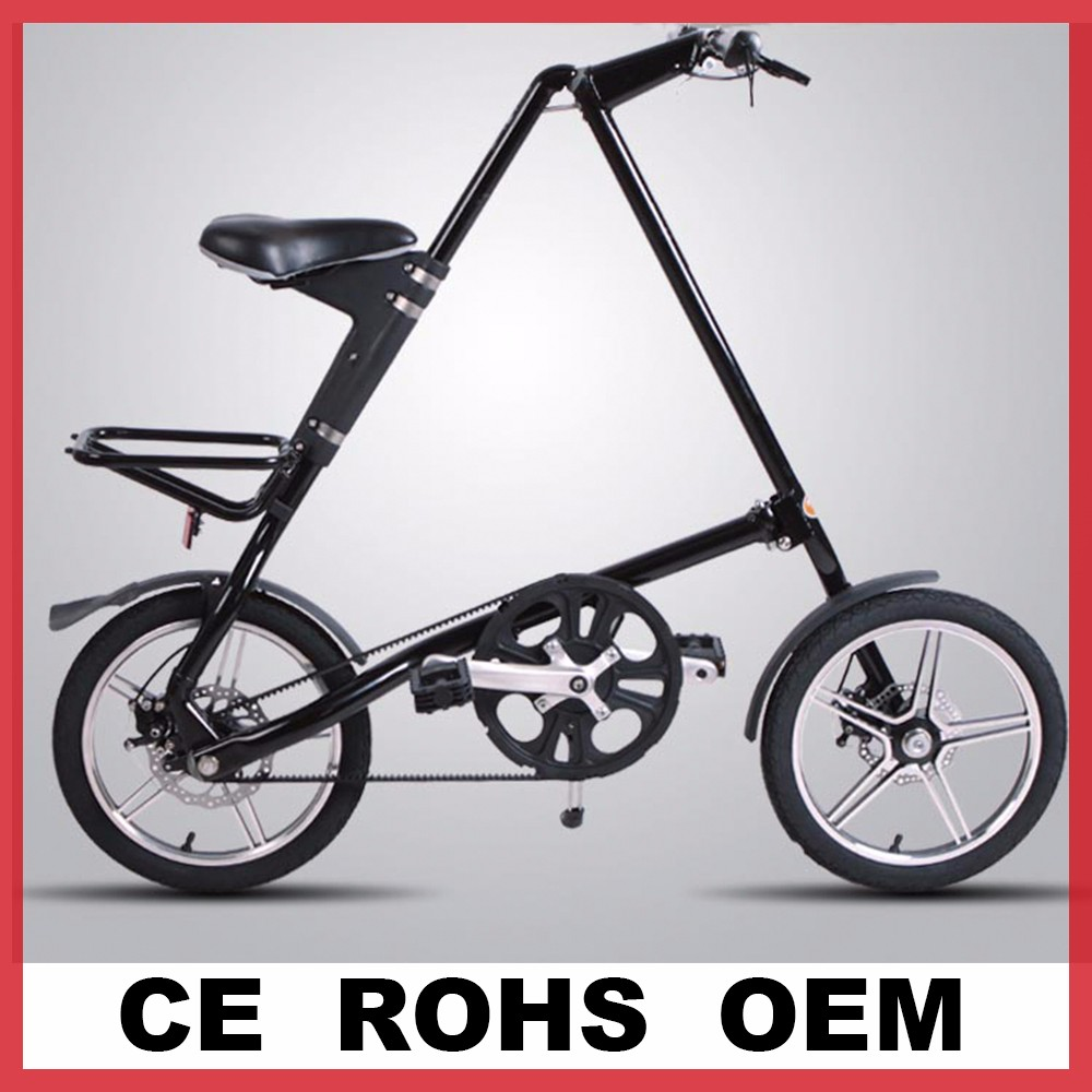 "Hot sale cheap bicycle for sale smallest folding bicycle folding bike 14"" 16''"