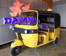 adult Danish 150cc mini bajaj three wheeler price with good guality