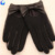 WARMEN Women's Lambskin Genuine Suede Leather Gloves Open Back w/ Bow Decoration