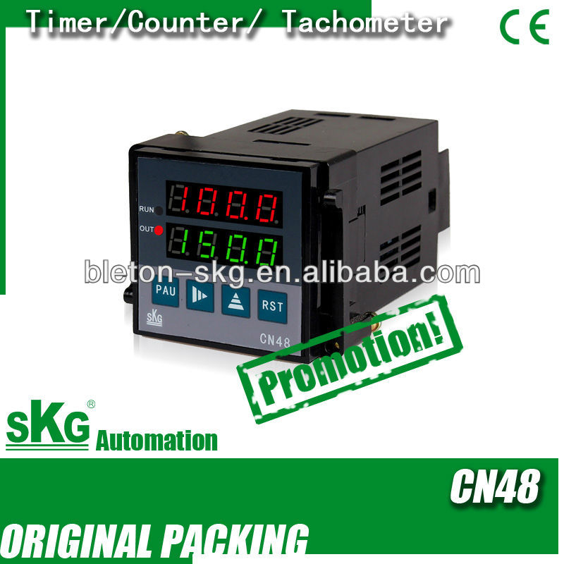 4 digit frequency counter