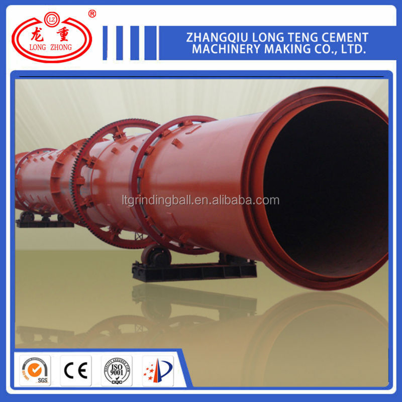 High efficiency high-effect sawdust double and roller drum dryer