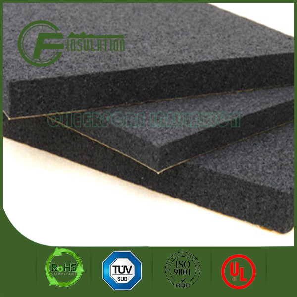 Acoustic Isolation Material PU Foam Roll