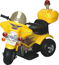 BO ride on police Motorcycle for 3-7 years old