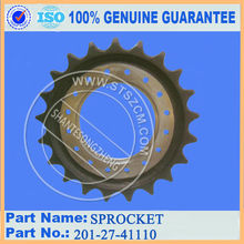 High quality and cheap price part of PC60-5 sprocket 201-27-41110 chain drive sprocket cheap price