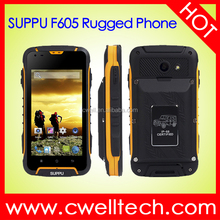 SUPPU F605 4.5 Inch Touch Screen 12000mAh Big Battery IP67 Waterproof Rugged Mobile Phone