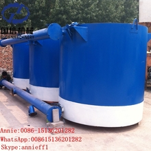 With hoisting easy operation wood carbonization kiln
