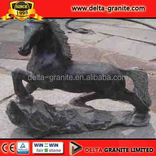 Horse Granite and Marble Animals' Stone Carving &Horse Stone Sculpture