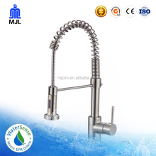NEW Swivel Kitchen Sink Faucet Pull Out 2 Function Spray Single Handle Mixer Tap