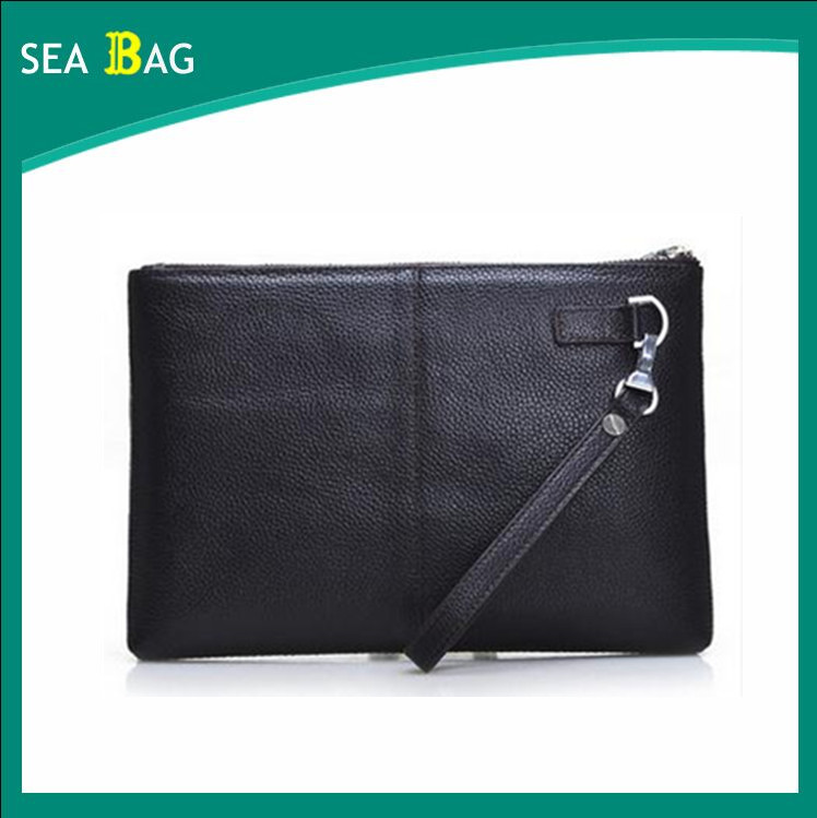 2016 fashion men's hand caught bag for business men bag