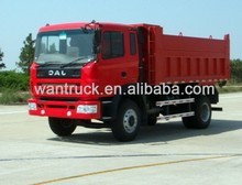 JAC 4X2 190HP man diesel dump trucks in germany