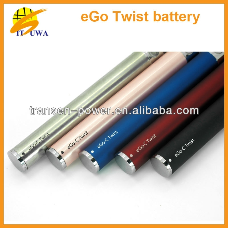 New product online shopping adjustable voltage ego battery vaporizer