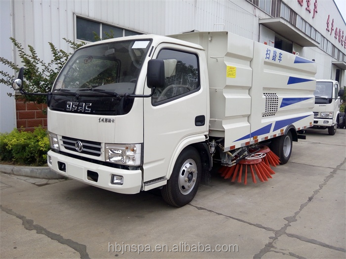 New product china Dongfeng road sweeping truck for sale