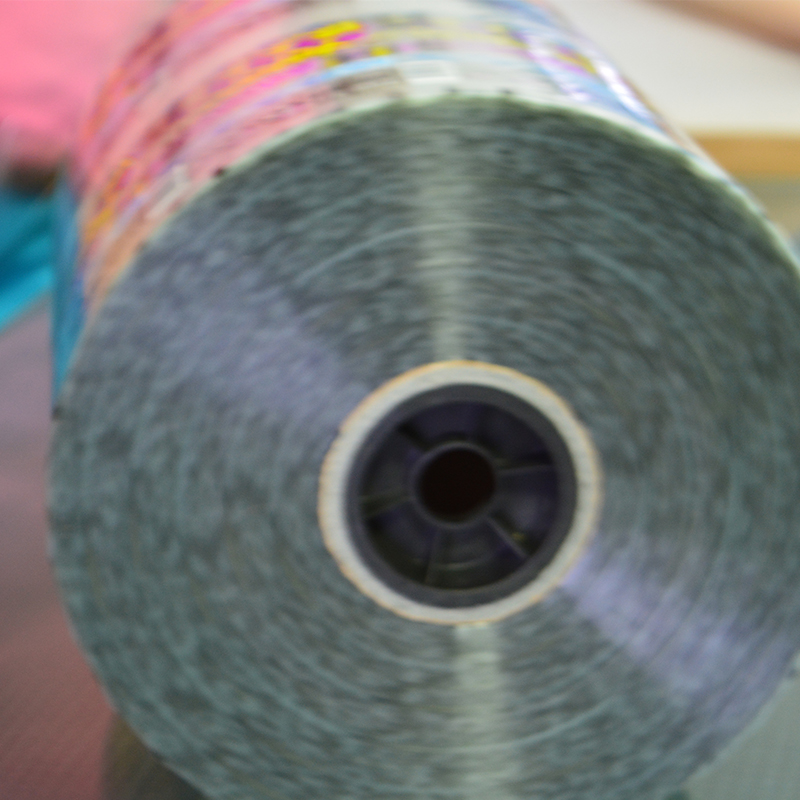 nylon laminated Cheap coiled material laminating roll film