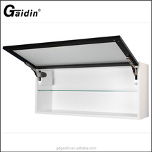 Aluminum Frame Glass Inserts high quality control system glass cabinet doors
