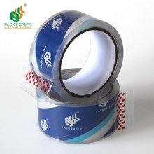 China wholesale crystal clear BOPP packing tape