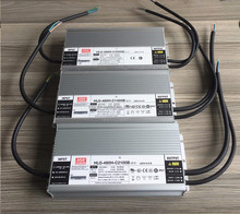 Meanwell 480W Constant Current Mode LED Driver, HLG-480H-C3500B