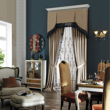 Made in China Top quality window curtain polyester room curtain lining
