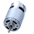 High rpm 12v DC radiator cooling fan motor prices