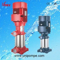 PV series Stainless steel multistage vertical centrifugal pump