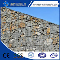 2016 Hot selling cheap solid welded mesh gabion basket