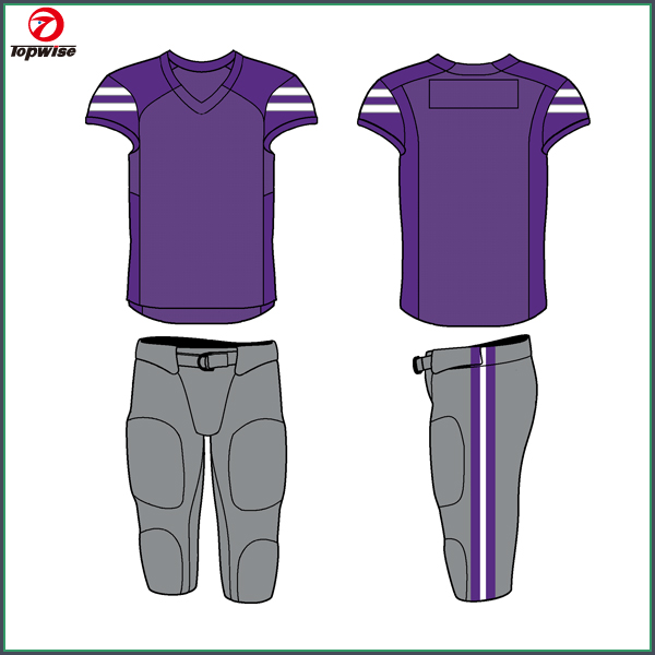 Custom American football jersey American football pants for Athlete Adult&Youth