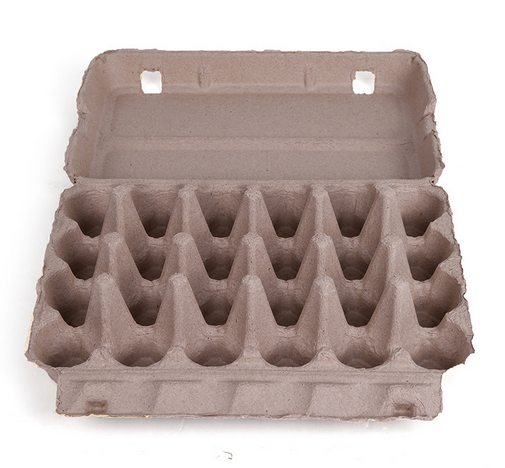 High quality paper pulp egg tray