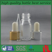 mini 5ml 10ml glass vial for perfume from original factory