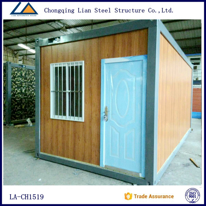 China Fiberglass Prefabricated House For Sale