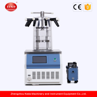 Hotsell Lab Chemical Food Freeze Drying Equipment