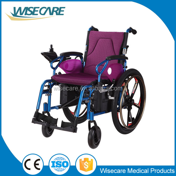 Wholesale Folding Electric Wheelchair Special Price