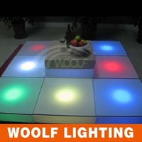 LED dance floor for event,small hall,dj bar,bands,nightclub,home party