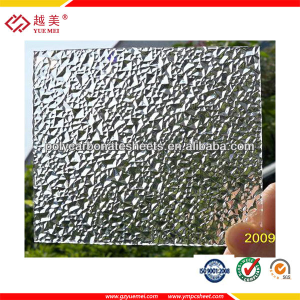 raw material roofing sheet plastic diamond plate sheets