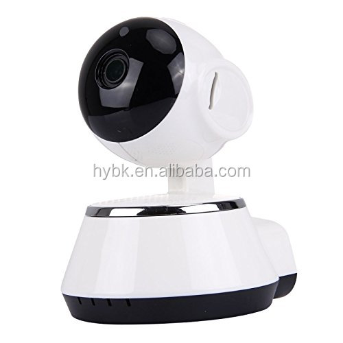 1MP 720p V380 Ip Camera Wireless Wifi CCTV Indoor Home Camera with Two Way Audio