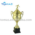 bowling metal trophy cup